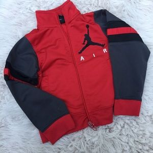 Michael Jordan Nike  Kids track coat